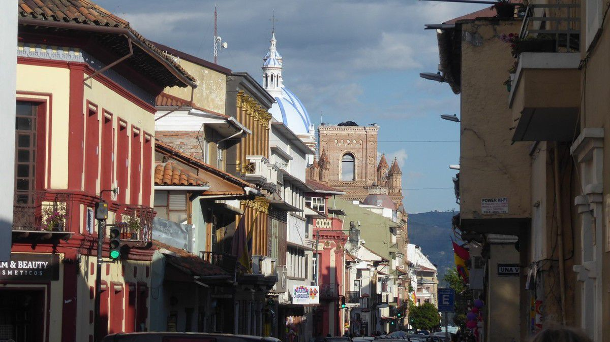 J20 - Lundi 7 janvier 2020 - Ingapirca et Cuenca