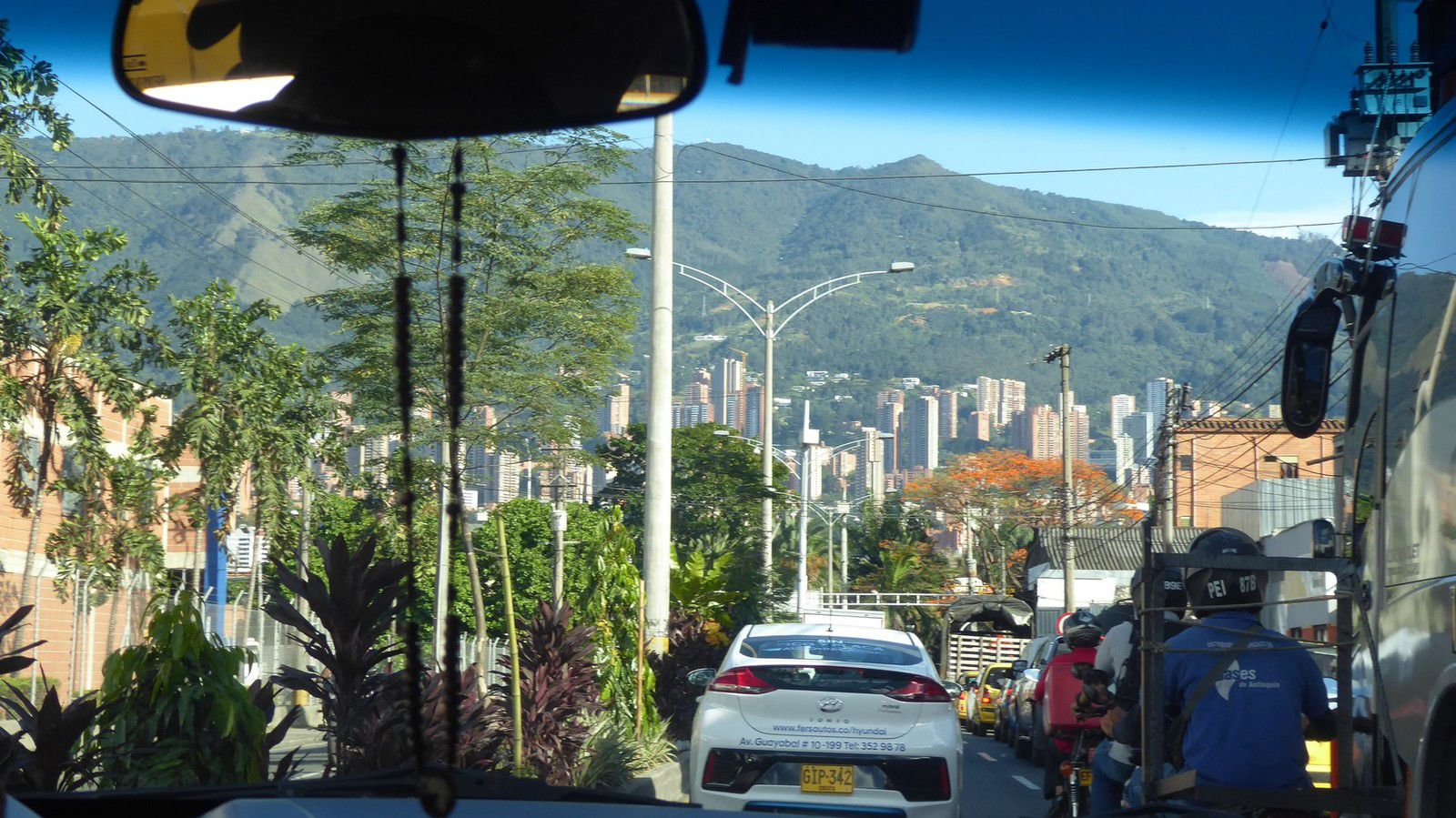 J27 - Mardi 14 Janvier 2020 - Arrivée à Medellin