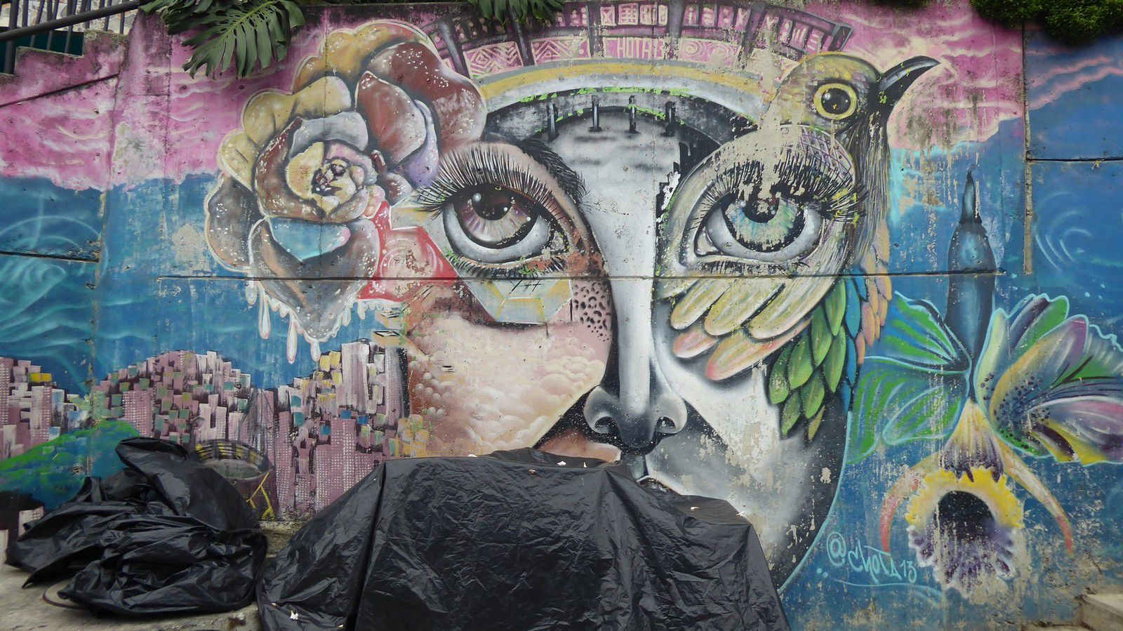 J28 - Mercredi 15 Janvier 2020 - Medellin, la Comuna 13