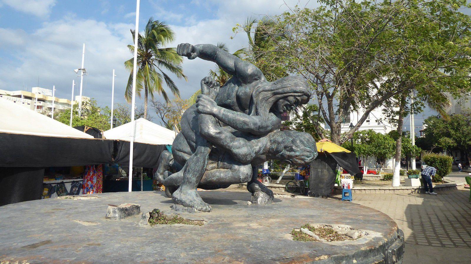 J36 - Jeudi 23 Janvier 2020 - Santa Marta - Bus de nuit pour Bucaramanga.