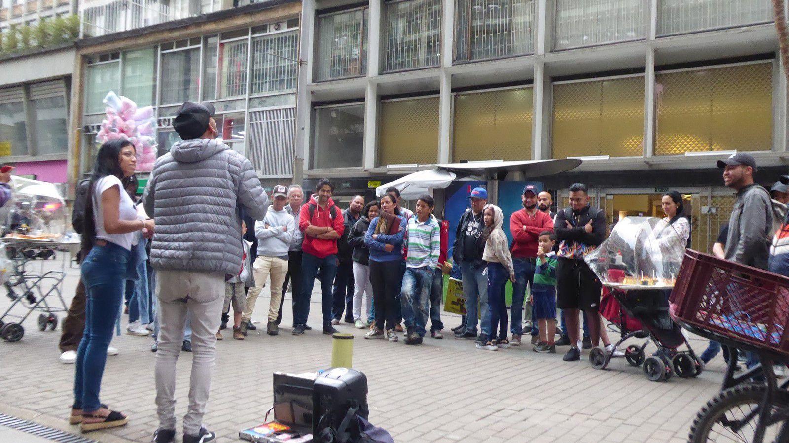 J42 - Mercredi 29 Janvier 2020 - Dernier jour à Bogota