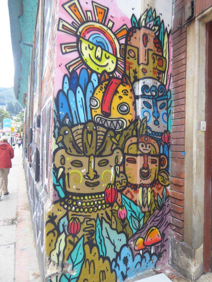 J2 - Bogota