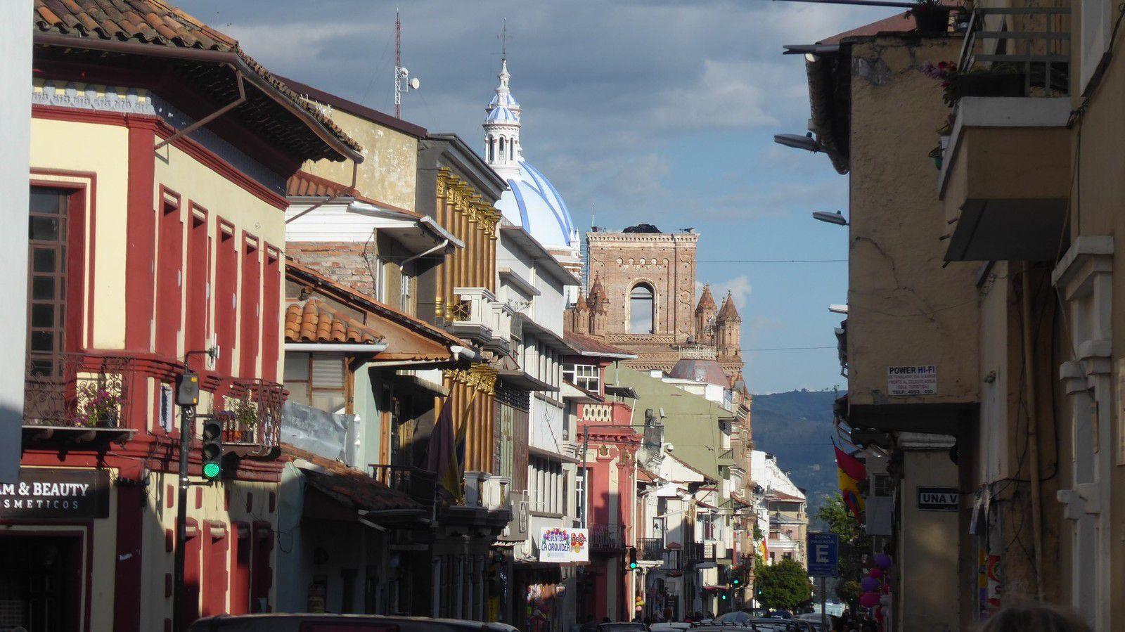 J19 - Ingapirca et Cuenca