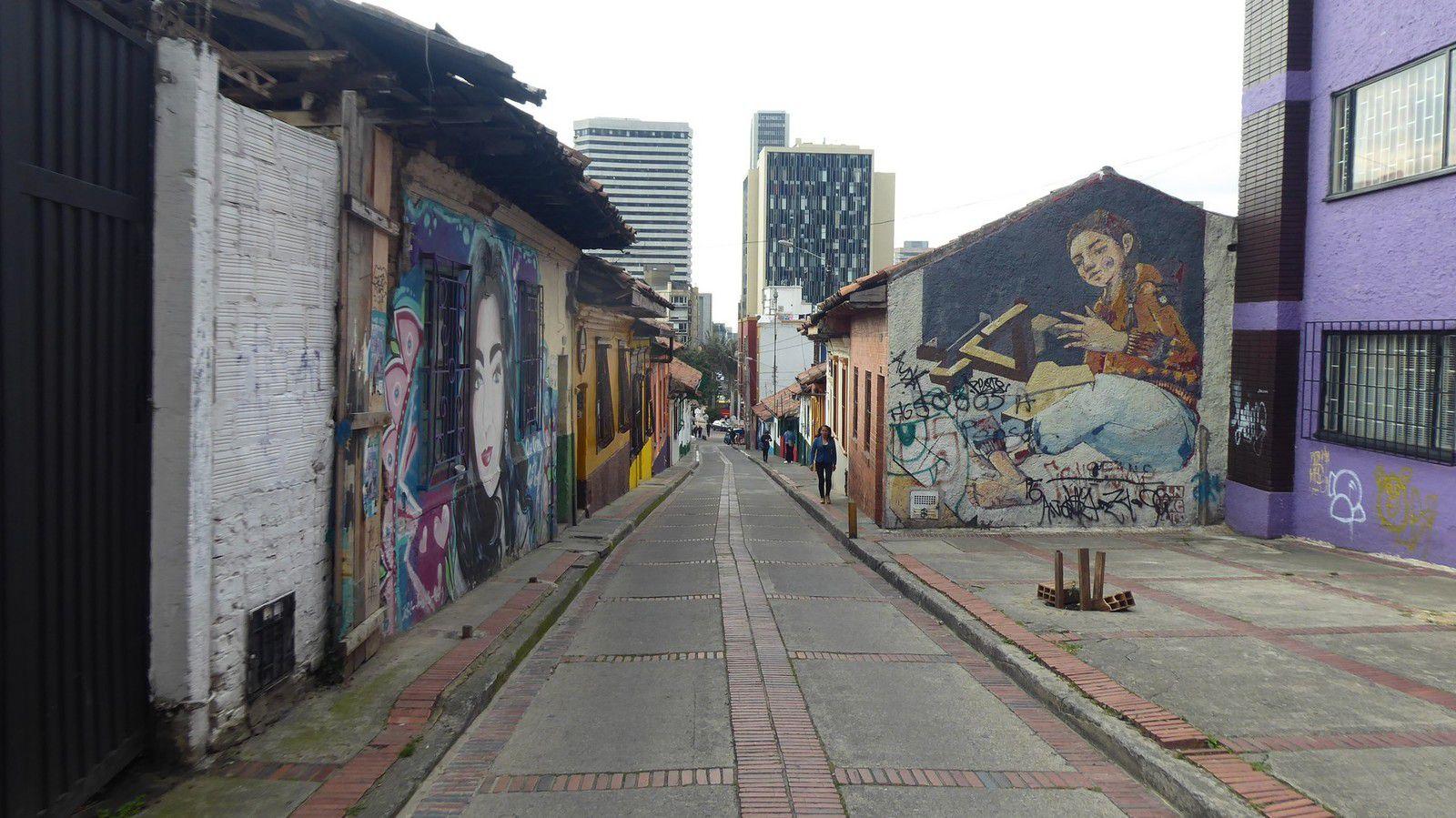 J42 - Bogota