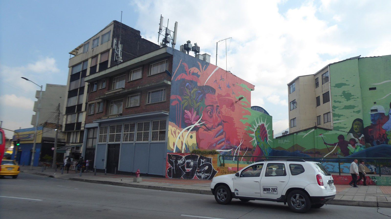 J43 - Bogota