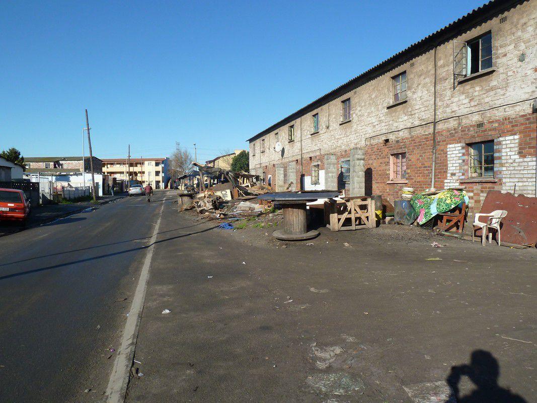 J5 – Mardi 17 juillet 2012 – Les townships avec Laura, une grande dame