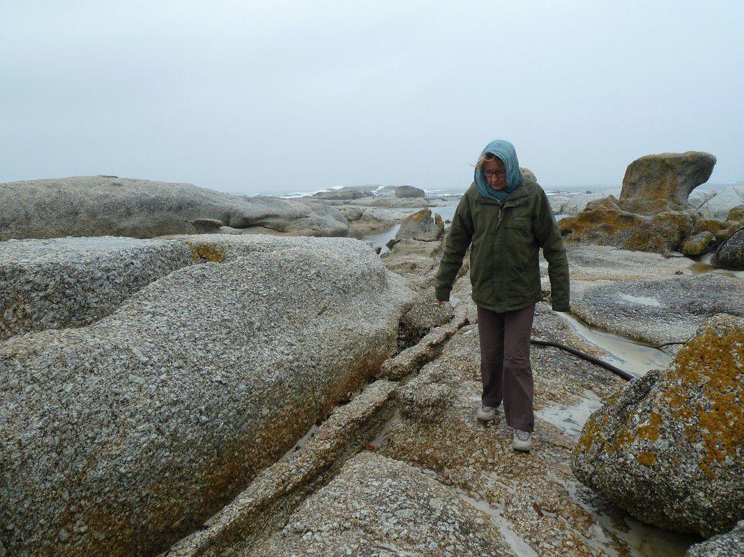 J3 – Dimanche 15 juillet 2012 – Pluie sur Cape Town