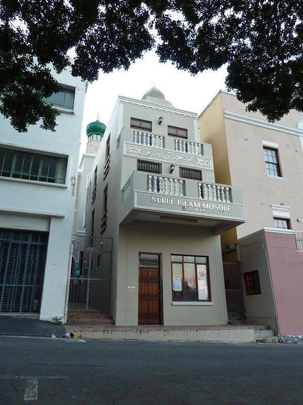 J2 – Samedi 14 juillet 2012 – Cape Town, Le Cap !