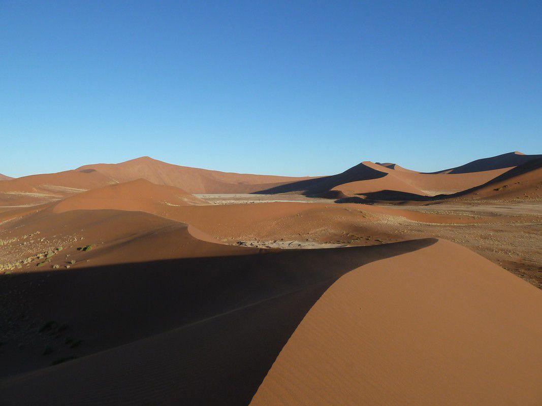 J10 – Dimanche 22 juillet 2012 – Sesriem - Les dunes de Sossusvlei