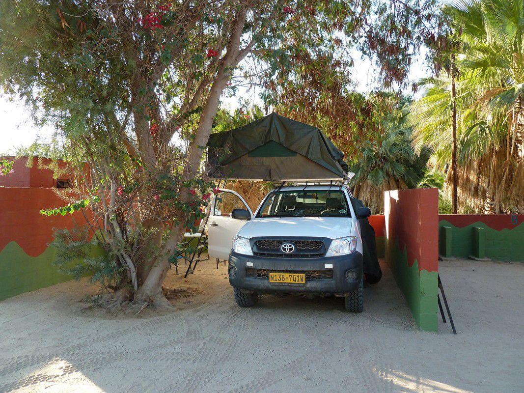 J15 – Vendredi 27 juillet 2012 – Uis dans le Damaraland