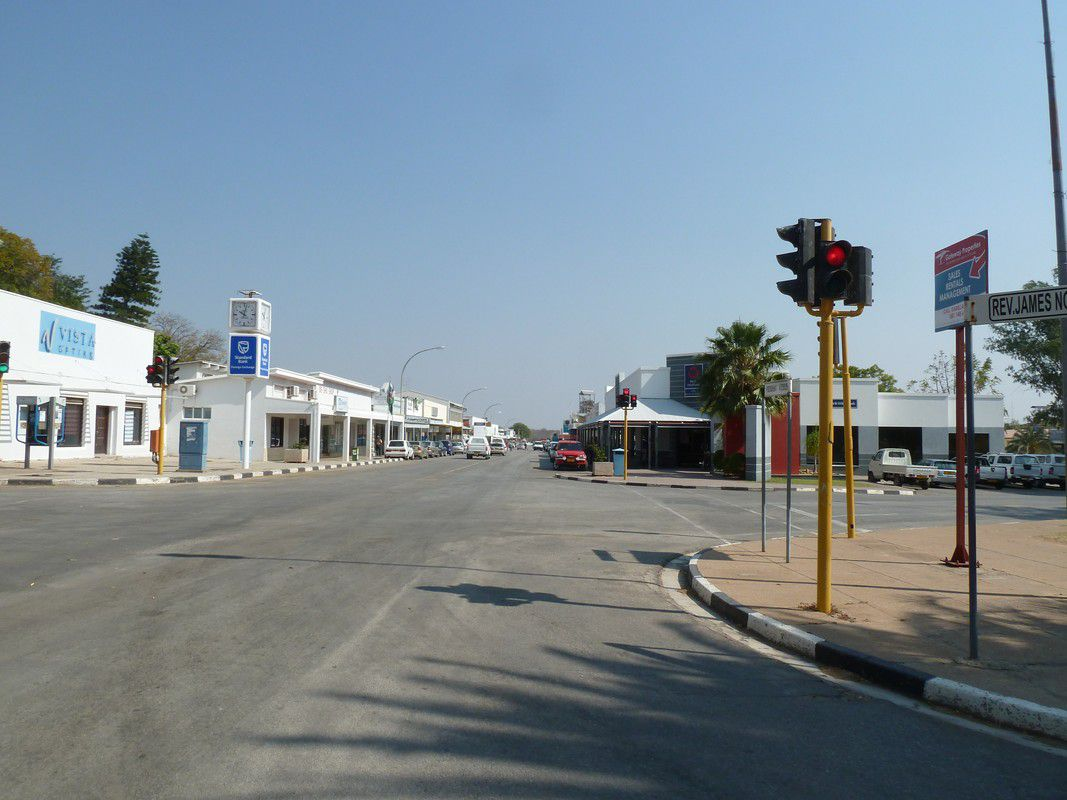 J25 – Lundi 6 août 2012 – Grootfontein