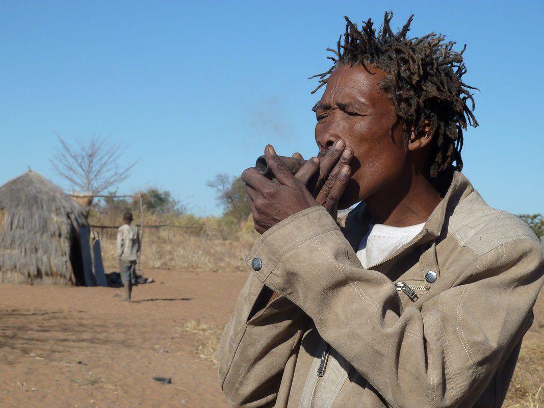 J26 – Mardi 7 août 2012 – Tsumkwe, chez les San