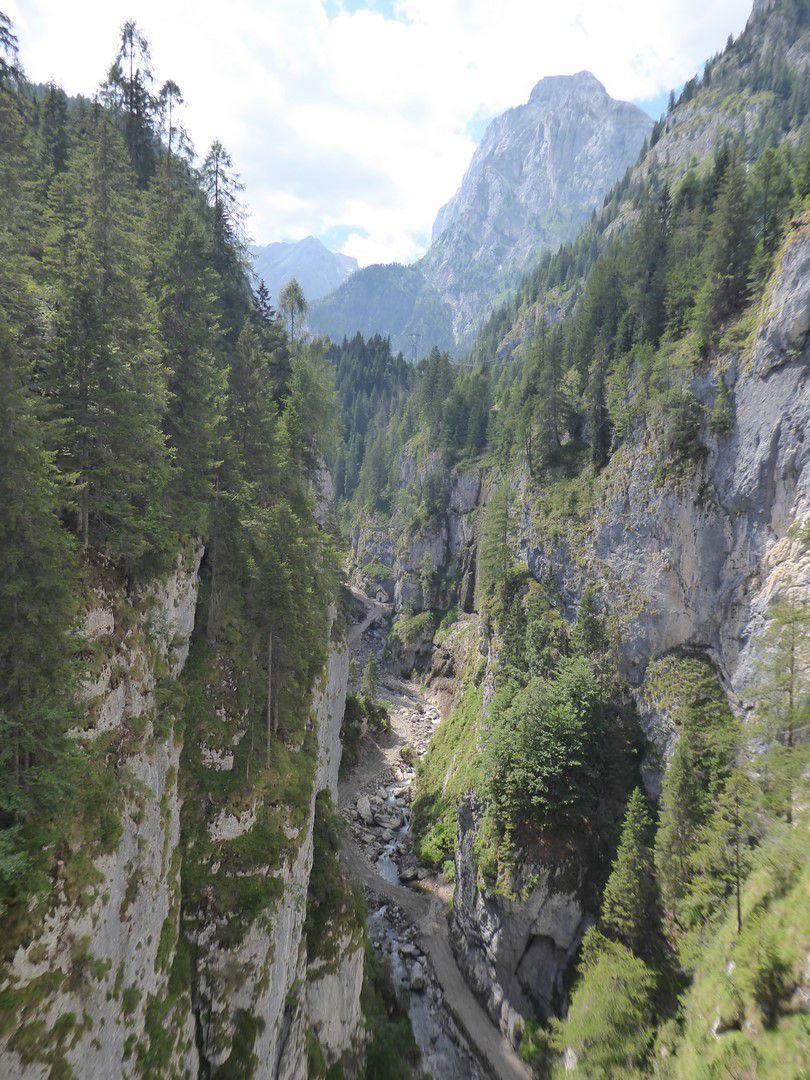 Mercredi 22 juillet 2020 - J3 - Un petit tour dans les Dolomites