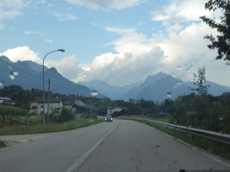 Mardi 21 juillet 2020 - J2 - Alleghe, dans les Dolomites