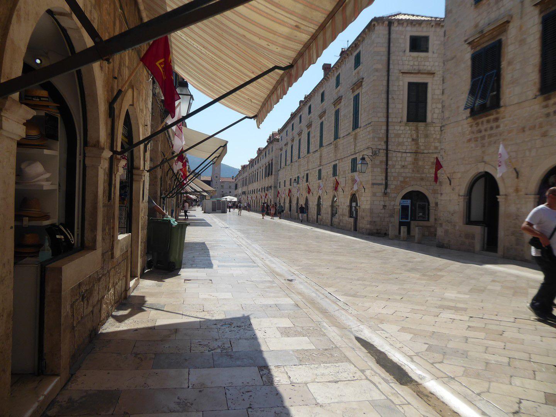 Vendredi 31 juillet 2020 - J12 matin - Dubrovnik, the end of Croatia