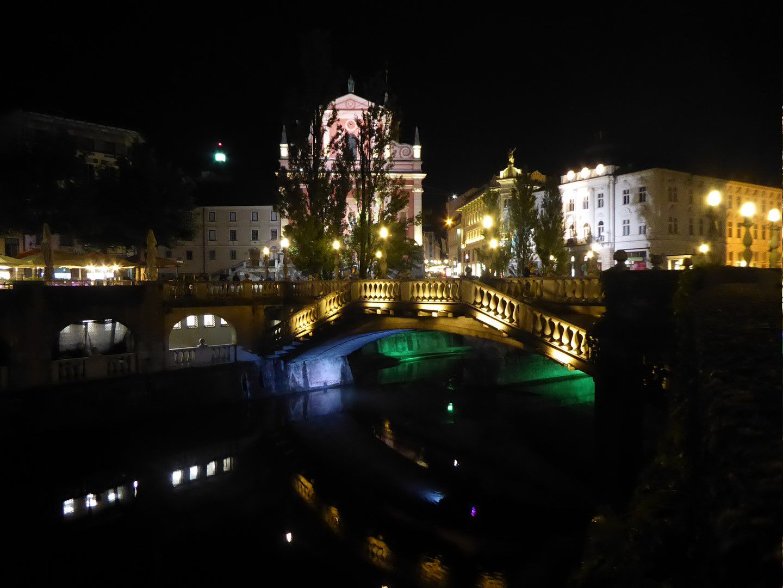 Mardi 4 août 2020 - J16 - Zagreb puis Ljublana