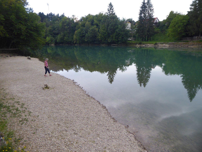 J4 - Entrée en Slovénie