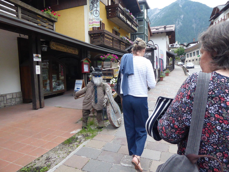 J2 - Alleghe dans les Dolomites