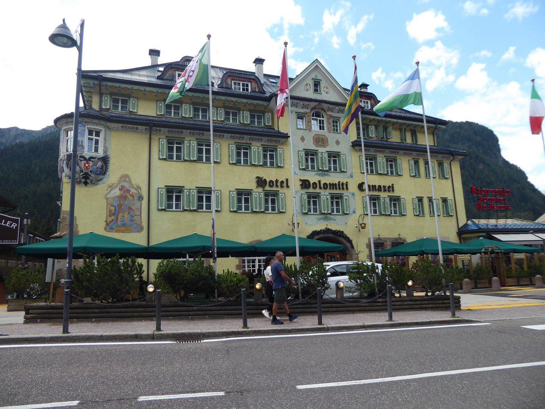 J3 - Les Dolomites
