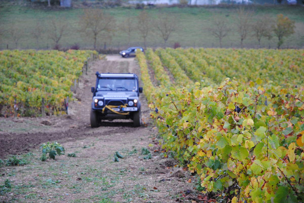 WEEKEND EN CHAMPAGNE  (novembre 2018)