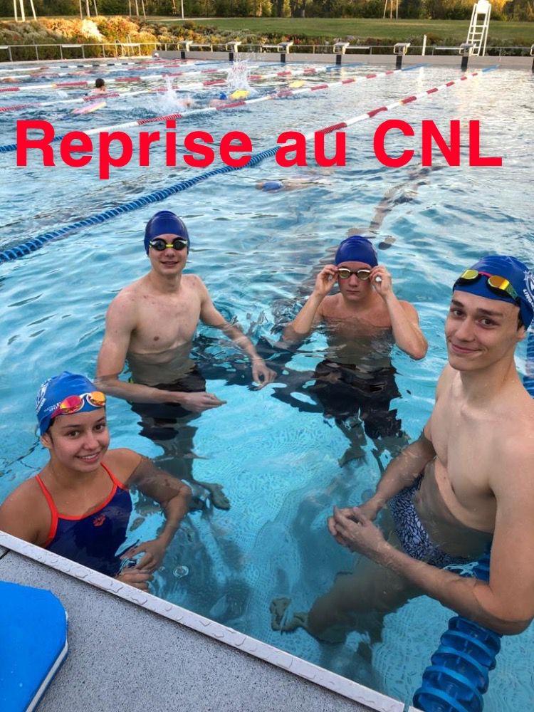 Reprise au CNL