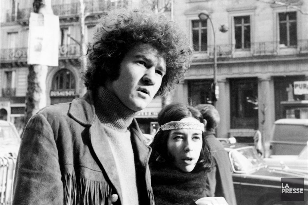 Paris 1969, Robert Charlebois et Louise Forestier