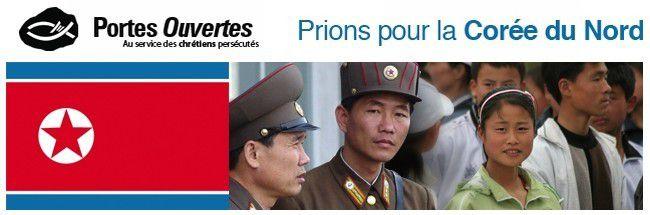 Les chrétiens en Corée du Nord