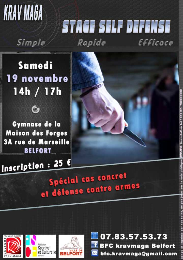 19-11-2016 Stage cas concrets - Défenses contre armes