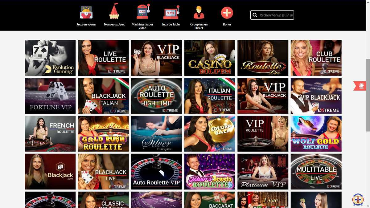 casino en ligne live Lord of the Spins