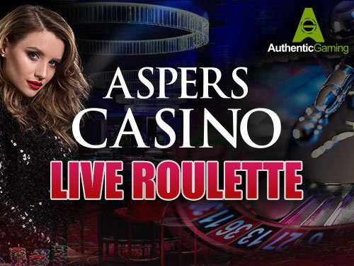 Authentic Gaming en direct du Aspers Casino Watford Londres
