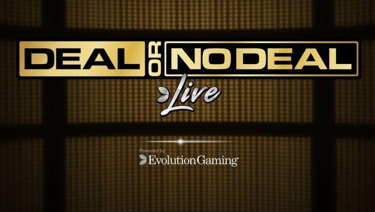 Deal Or No Deal du développeur Evolution Gaming
