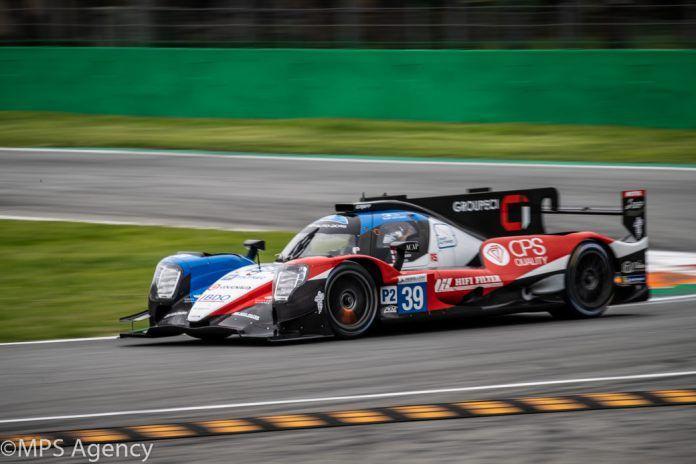 Aux 4h de Monza ce jour, la numéro 39 termine 5 ième