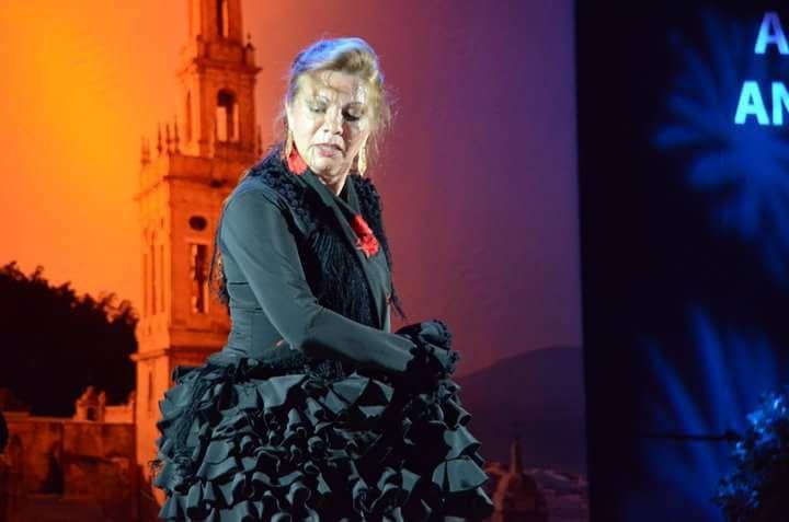 Stage de flamenco avec Juana Amaya du 15 au 20 juillet à Paris!!