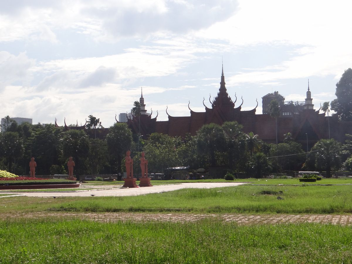 Album photos Cambodge 2016