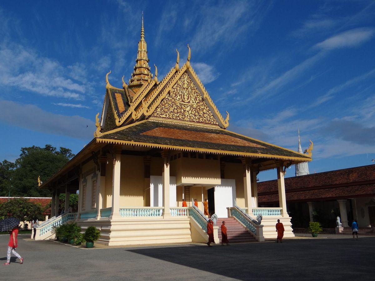 Album photos Cambodge 2016