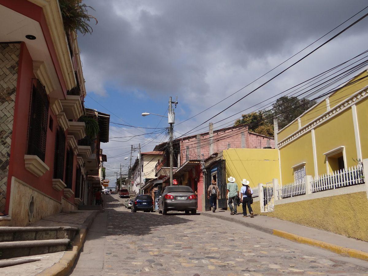 VOYAGE HONDURAS 2018