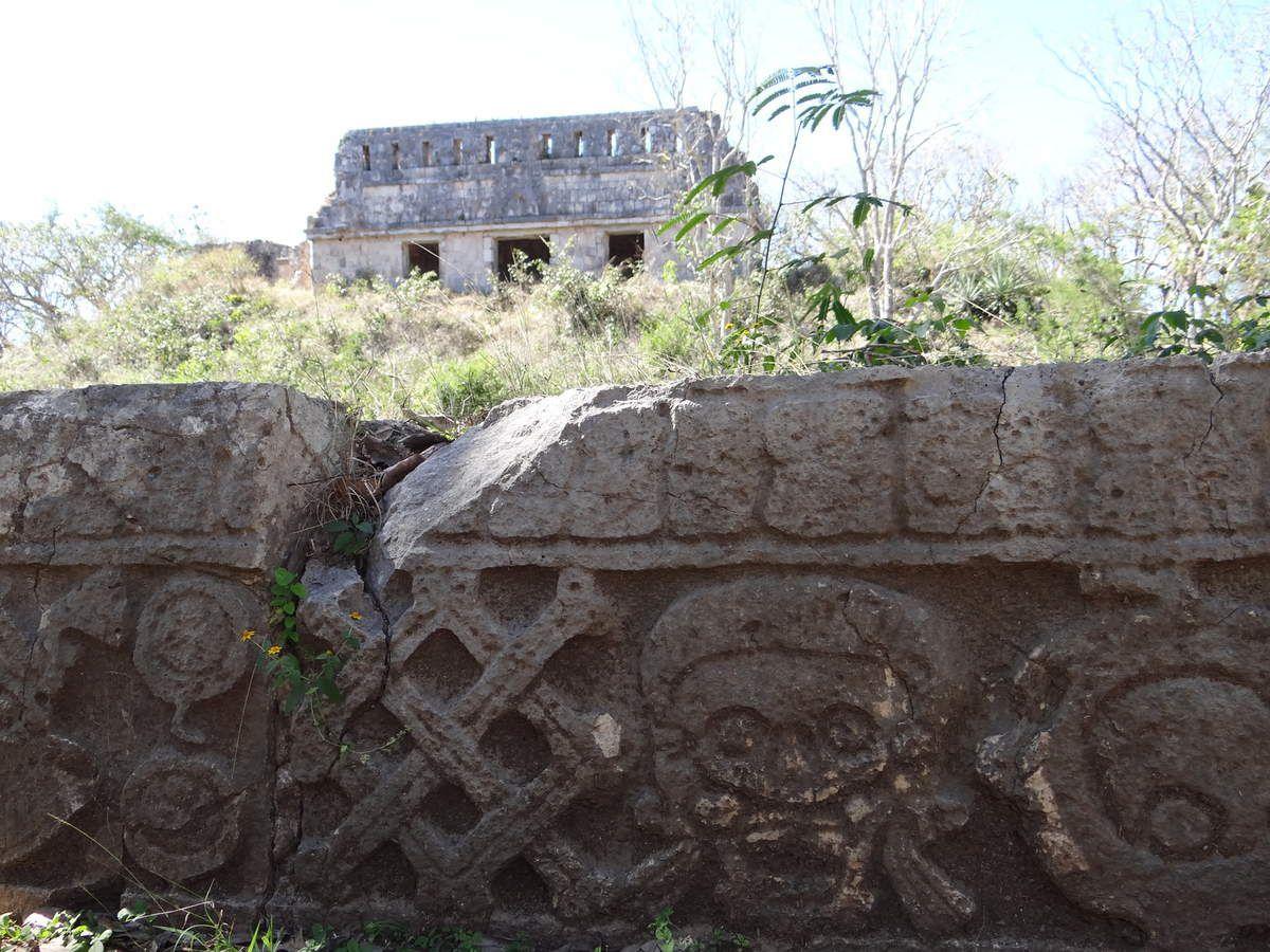 VOYAGE MEXIQUE 2018. Péninsule du  YUCATAN