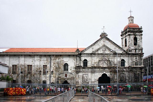 Périple aux Philippines en 2009/2010. Manille. Les Visayas. Banaue. Sagada. Lac Taal