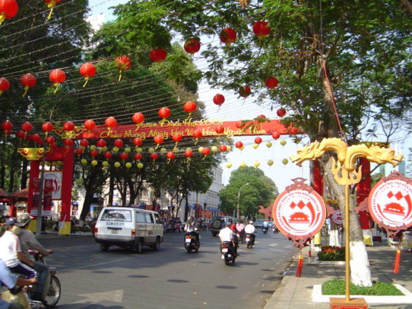 Voyage au Vietnam 2007
