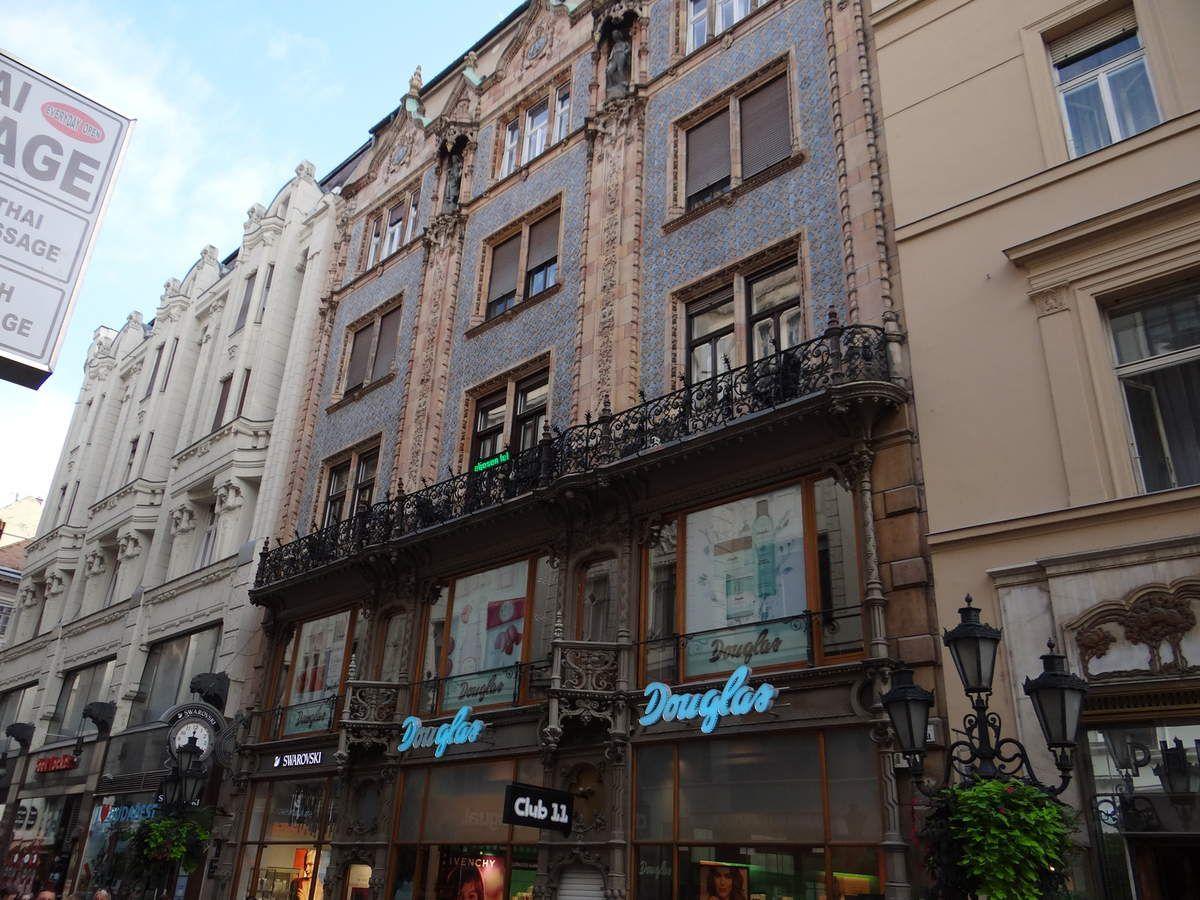 1 semaine à Budapest en 2018