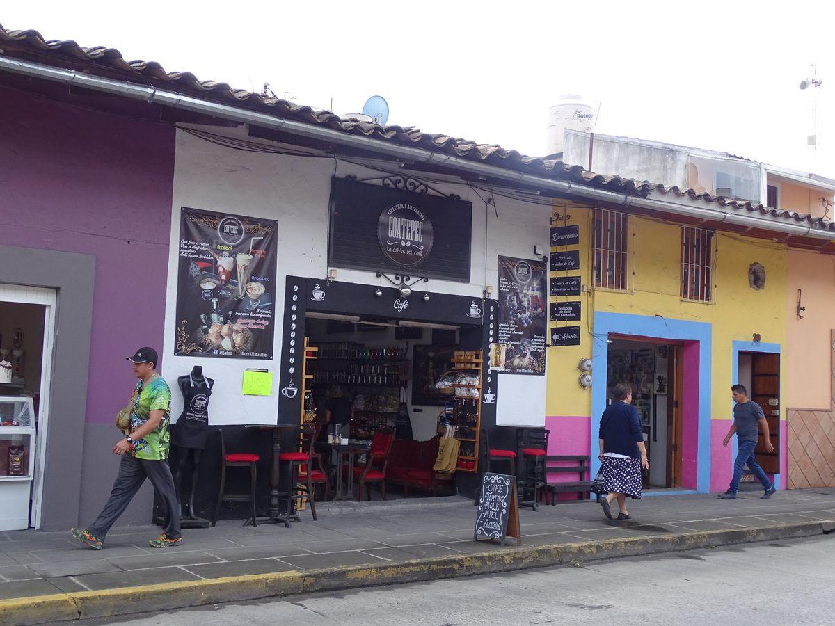 VOYAGE MEXIQUE 2019 . 2ème Partie. De Guanajuato à Veracruz