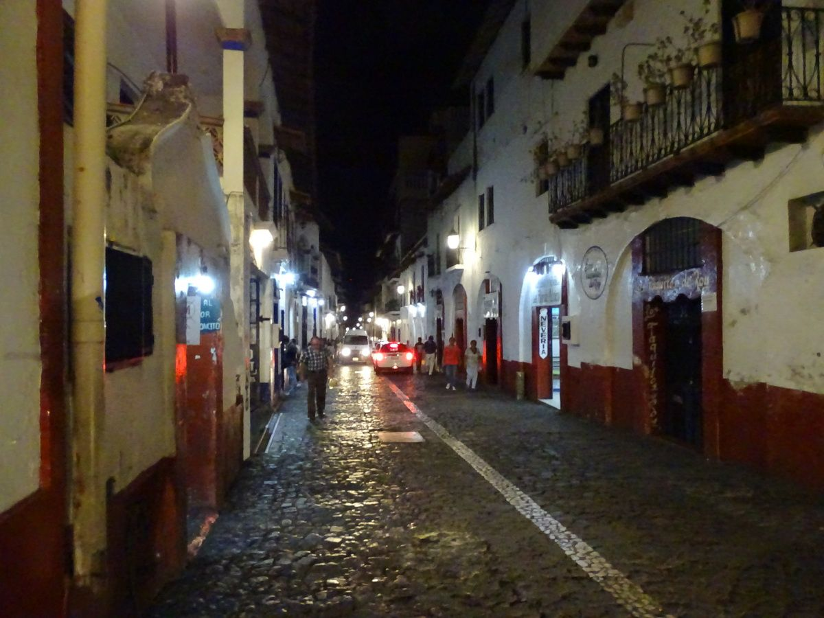 Mexique 2019. Taxco à Mexico