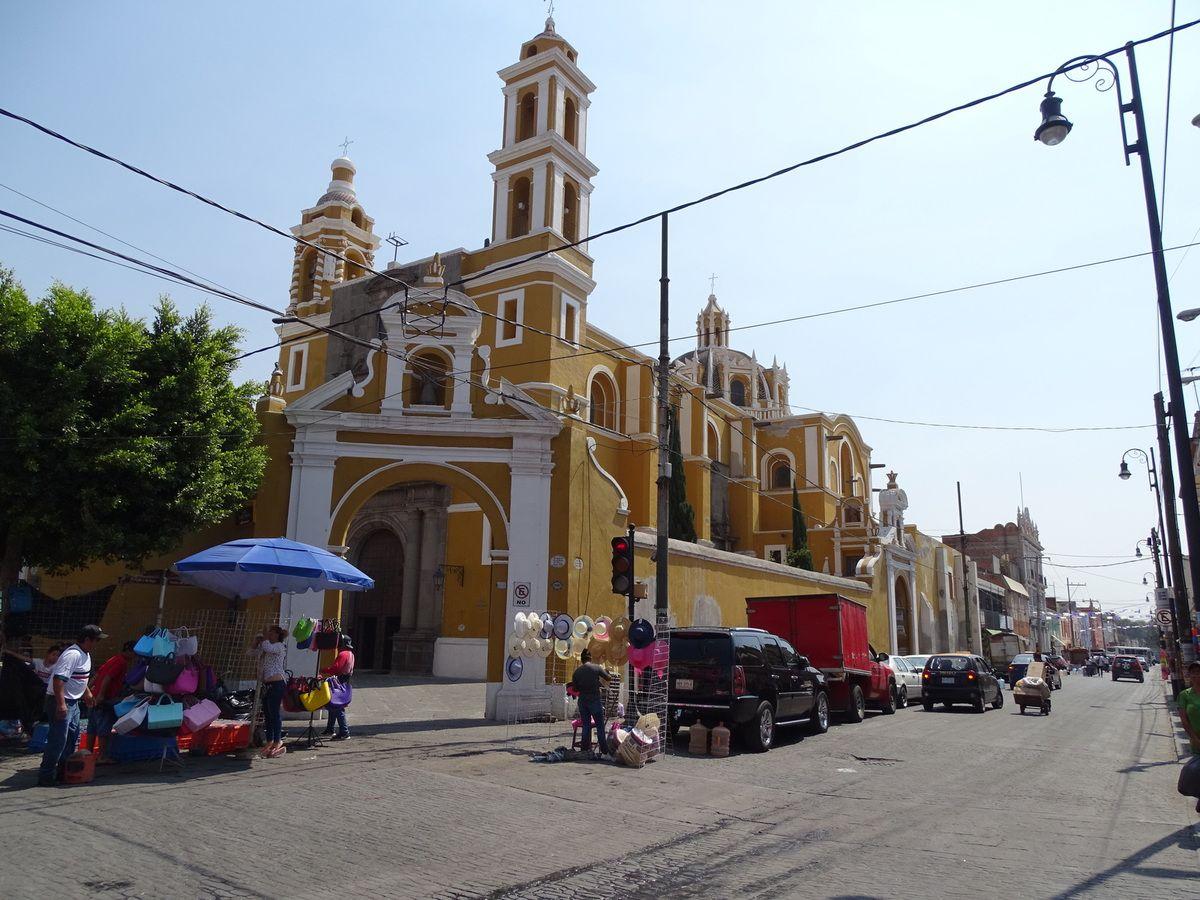 Mexique 2019 . 0AXACA à PUEBLA.