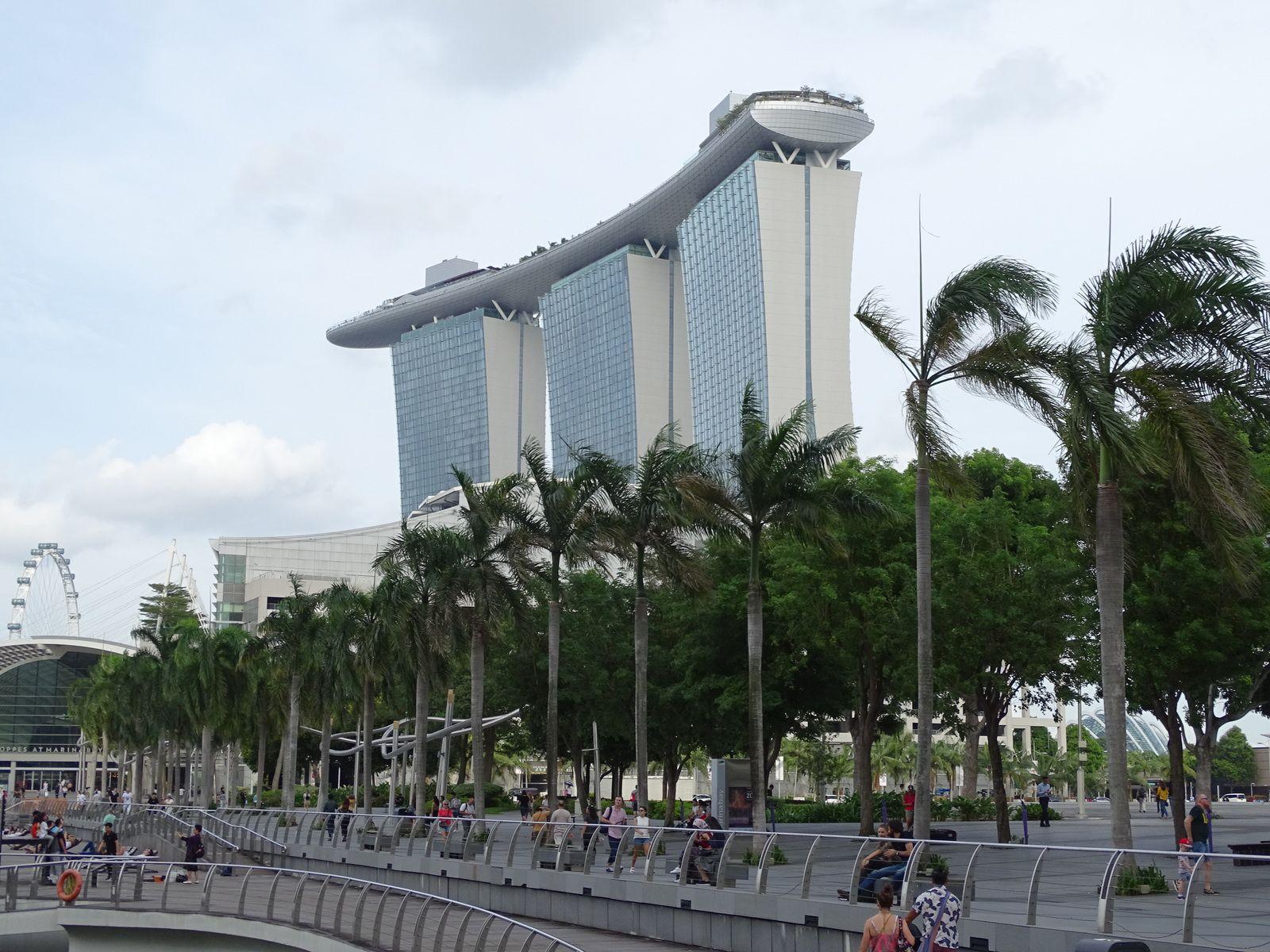 4 jours à Singapour. Janvier 2020
