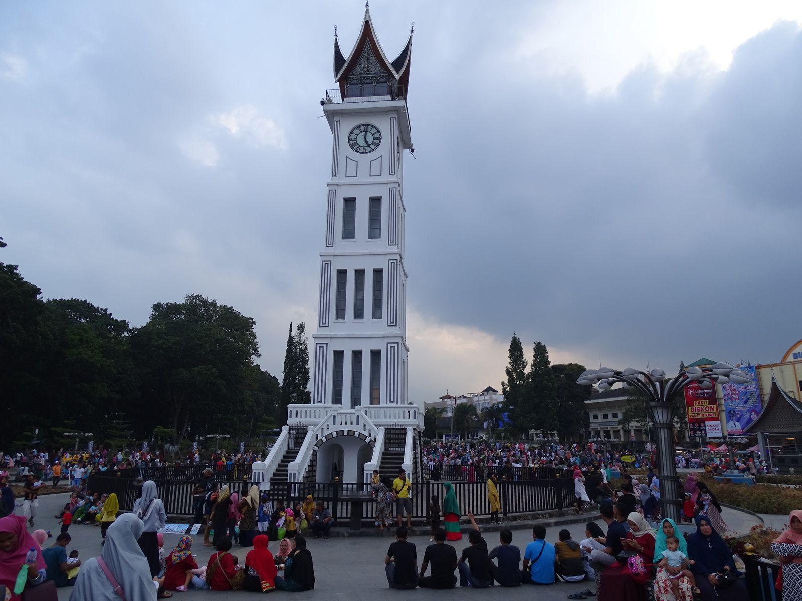 Voyage à SUMATRA en  2020. Bukittengi. Kerinci. Padang
