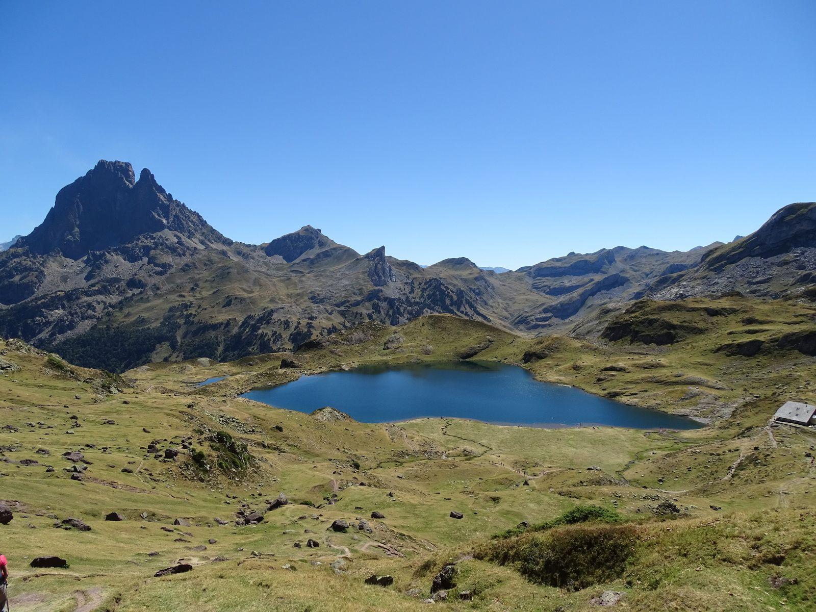 Séjour et randonnées dans la Vallée d'Ossau en août 2020