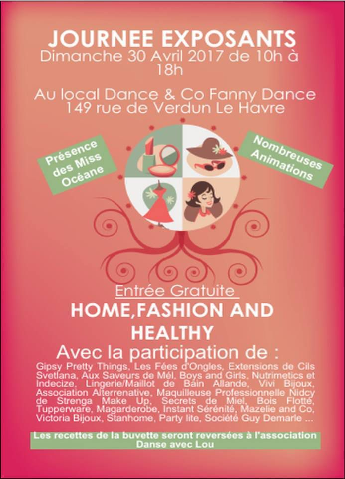 Home, Fashion and Healthy !!!!