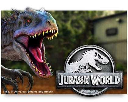 machine à sous Jurassic World
