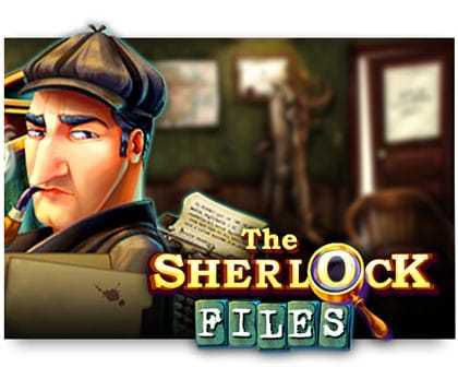 machine à sous The Sherlock Files mode gratuit