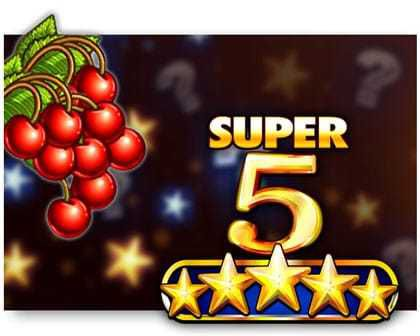 machine à sous Super 5 Stars mode gratuit